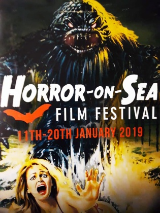Horror on Sea Poster