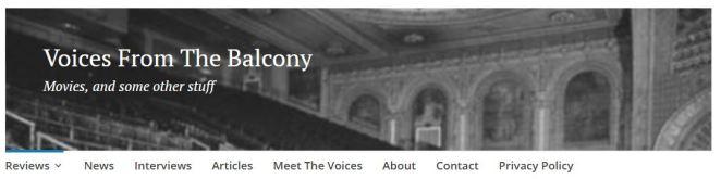Voices banner