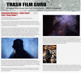 SC Trash Film Guru Review