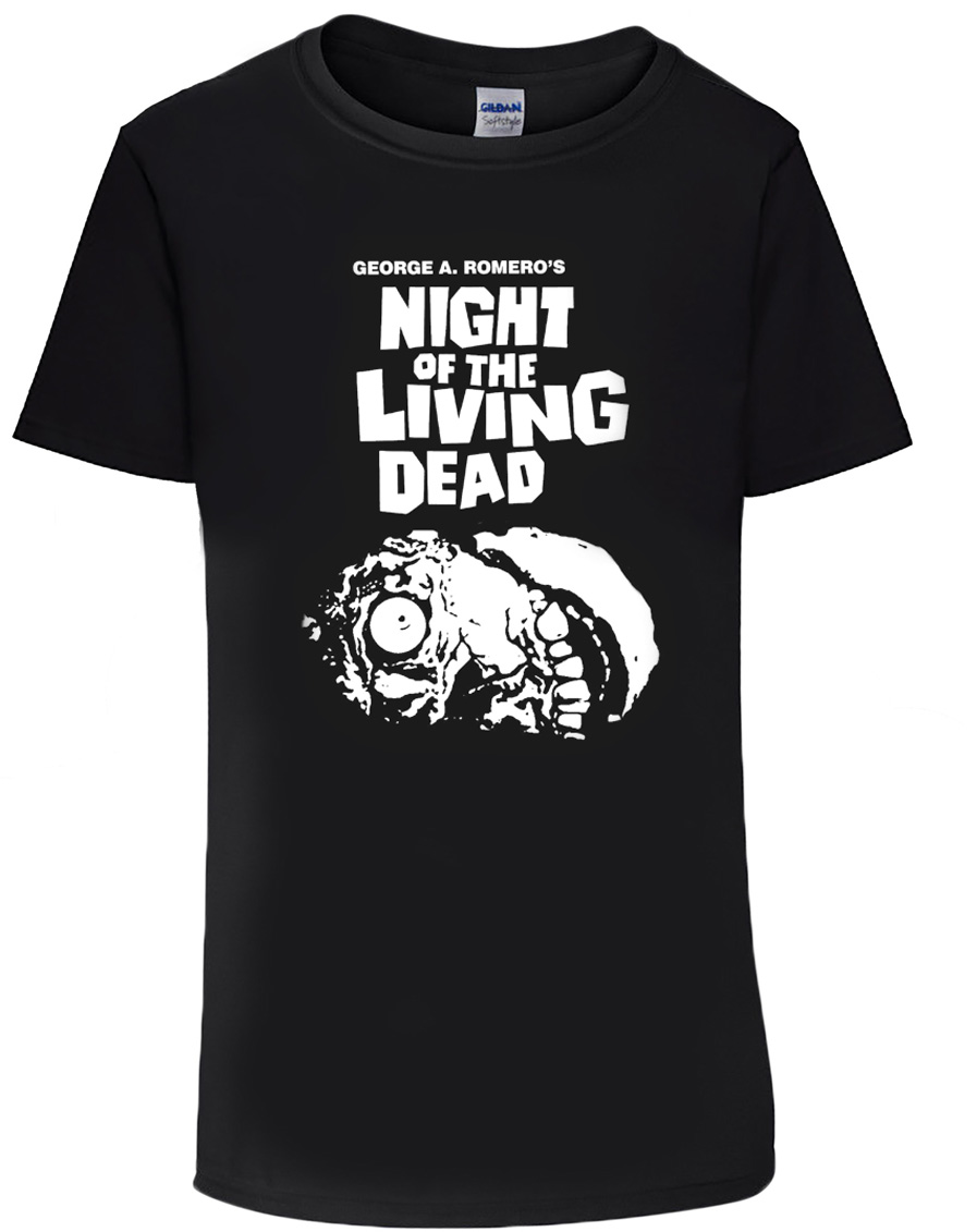 Night living dead SHIRT IMAGE Design 01