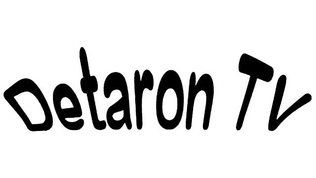 Detaron logo BUTTON