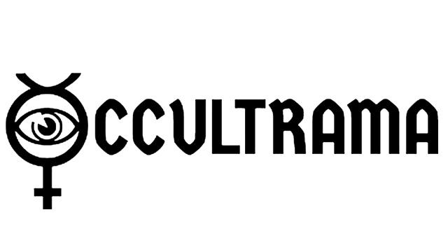 Occultrama logo BUTTON