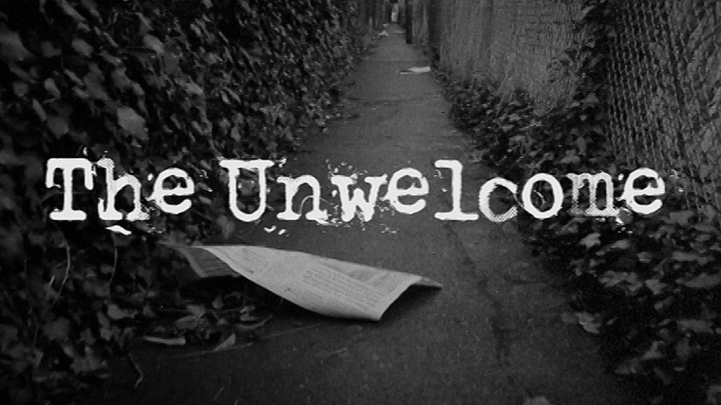 This image has an empty alt attribute; its file name is unwelcome-poster-1a.jpg